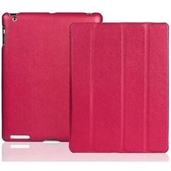 Чехол Jisoncase для iPad 2 пурпурный (51755) - фото 12625