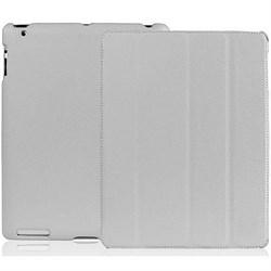Чехол Jisoncase для iPad 2 серый (51753) - фото 12637