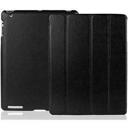 Чехол Jisoncase для iPad 2 чёрный (51683) - фото 12642