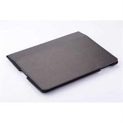 Чехол для iPad 2 чёрный рельефный тонкий (51186) - фото 12704