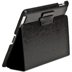 Чехол Sotomore для New iPad кожа черный (53928) - фото 13142