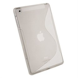 Накладка для iPad mini прозрачная (53992) - фото 13343