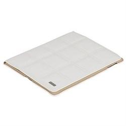 Чехол HOCO Jane Eyre для New iPad white (50686) - фото 16273