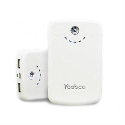 АКБ внешняя Yoobao YB-642 11200 mA/h для iPhone/iPad/iPod White(02445) - фото 19546