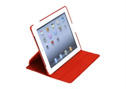 Чехол AiPowo SK103 for New iPad (red) - фото 19673
