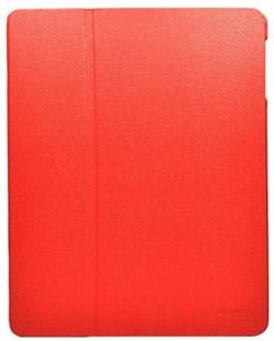 Чехол AiPowo SK301 for New iPad leather (red) - фото 19674
