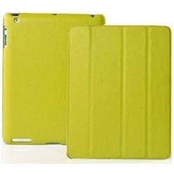 Чехол Jisoncase для iPad 2 зелёный (51752) - фото 20207