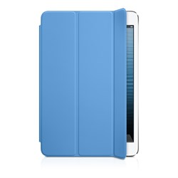 Чехол Apple Smart Cover Blue для iPad mini полиуретан MD970 - фото 20479