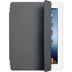 Чехол Apple Smart Cover Dark Gray для iPad 2/New iPad полиуретан MD306 - фото 20489