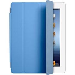 Обложка iPad Smart Cover - Полиуретан - Голубой - фото 20490