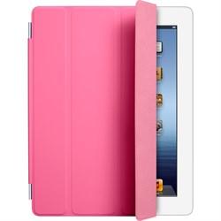 Чехол Apple Smart Cover Pink для iPad 2/New iPad полиуретан MD308 - фото 20491