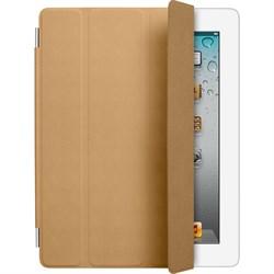 Обложка iPad Smart Cover - Кожа - Желтовато-Коричневый - фото 20494