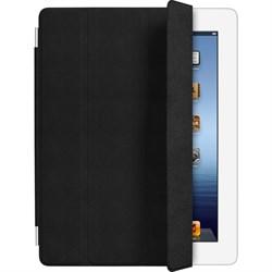 Чехол Apple Smart Cover Black для iPad кожа MD301 - фото 20496