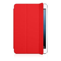 Чехол Apple Smart Cover Red для iPad mini полиуретан MD828 - фото 20498