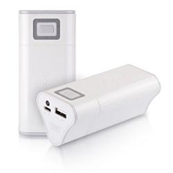 АКБ внешняя Yoobao YB-631 6600 mA/h для iPhone/iPad/iPod White(24446) - фото 21078