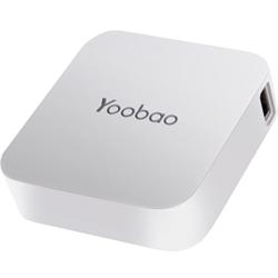 АКБ внешняя Yoobao YB-637 7800 mA/h для iPhone/iPad/iPod Black - фото 21079