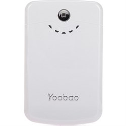 АКБ внешняя Yoobao Swarovski Power Nankn YB-645D 10400 mAh,two outputs - фото 21082