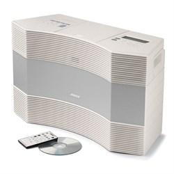 Bose Acoustic Wave II White Музыкальная система - фото 21799