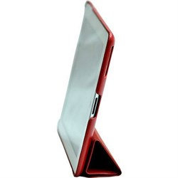 Чехол AiPowo SK103 for New iPad (red) - фото 21934