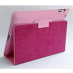Чехол HOCO Ultra Thin для iPad2/New iPad (розовый) - фото 21959