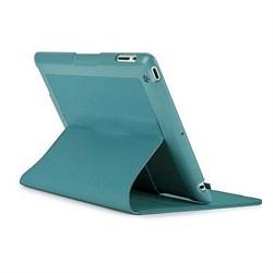Чехол Speck Fitfolio для New iPad/iPad 2 (бирюзовый) - фото 21981