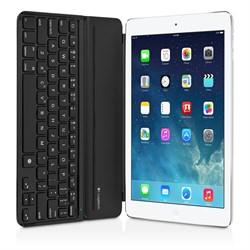 Клавиатура Logitech Ultrathin Keyboard Cover для iPad Air Black - фото 22432