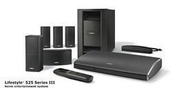 Акустическая система Bose LIFESTYLE 525 SERIES III SYSTEM (Black) - фото 25236