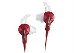 Наушники Bose SOUNDTRUE IN-EAR HEADPHONES (Cranberry) - фото 25351