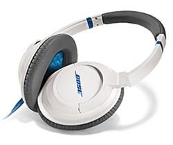 Наушники Bose SOUNDTRUE AROUND-EAR WHITE (White/Blue) - фото 25357
