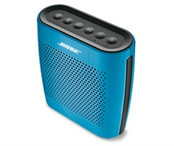 Колонка Bose SOUNDLINK COLOUR BT SPEAKER (Blue) - фото 25366