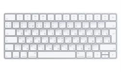 Клавиатура беспроводная Apple Magic Keyboard, русская раскладка (MLA22RU/A) - фото 28666