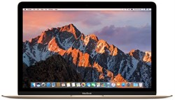 Ноутбук Apple MacBook 12'' Gold MNYK2RU/A - фото 28915