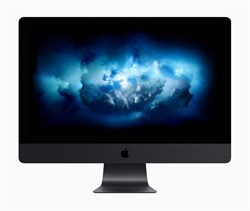 "Моноблок APPLE iMac Pro MQ2Y2RU/A, 27"", Intel Xeon W 0, 32Гб, 1Тб SSD, AMD Radeon Pro Vega 56 - 8192 Мб, Mac OS Sierra, черный и черный - фото 28991"