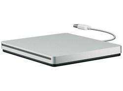 Внешний CD-привод Apple USB SuperDrive MD564ZM/A - фото 29589