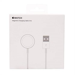 Кабель Apple Watch Magnetic Charging Cable (1m) MKLG2 - фото 30458