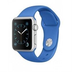 Спортивный ремешок Apple Watch 38mm с застежкой Mist Blue - фото 30483