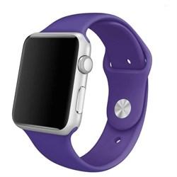 Спортивный ремешок Apple Watch 38mm с застежкой Ultra Violet - фото 30485