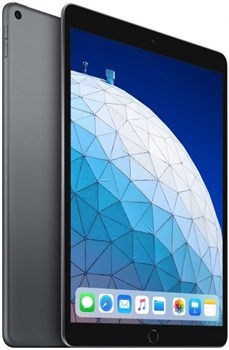 Планшет Apple iPad Air NEW 64GB Wi-Fi + Cellular Space Gray (MV0D2RU/A) - фото 30630