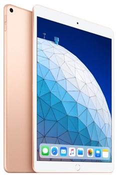 Планшет Apple iPad Air NEW 64GB Wi-Fi + Cellular Gold (MV0F2RU/A) - фото 30646