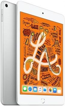 Планшет Apple iPad mini 5 256GB Wi-Fi Silver (MUU52RU/A) - фото 30689