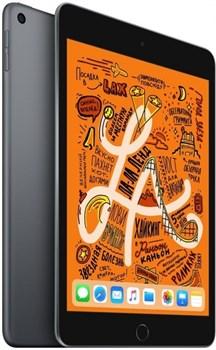 Планшет Apple iPad mini 5 64GB Wi-Fi + Cellular Space Gray (MUX52RU/A) - фото 30696