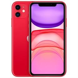 Смартфон Apple iPhone 11 128GB (PRODUCT)RED (Красный) - фото 30917
