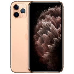 Смартфон Apple iPhone 11 Pro 64GB Gold (Золотой) - фото 30956