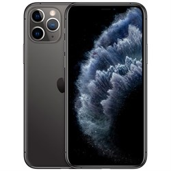 Смартфон Apple iPhone 11 Pro 512GB Space Gray (Серый Космос) - фото 30970