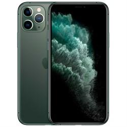 Смартфон Apple iPhone 11 Pro 512GB Midnight Green (Темно-зелёный) - фото 30976