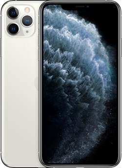 Смартфон Apple iPhone 11 Pro Max 512GB Silver (Серебристый) - фото 30998