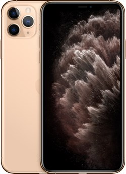 Смартфон Apple iPhone 11 Pro Max 64GB Gold (Золотой) - фото 31005