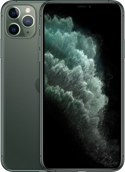 Смартфон Apple iPhone 11 Pro Max 256GB Midnight Green (Зелёный) - фото 31016