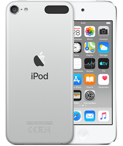Плеер Apple iPod Touch 32Gb (серебристый) - фото 31412
