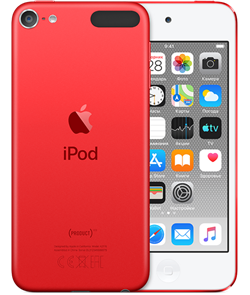 Плеер Apple iPod Touch 32Gb (PRODUCT) RED - фото 31424
